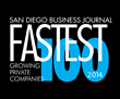 Mtell Named Fifth Fastest-Growing Private Company in San Diego