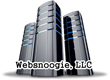 Web Design and Web Hosting Logo for Websnoogie, LLC