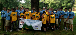 2013 Adventure Team Challenge in Washington D.C.