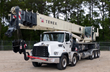 CraneWorks Takes Delivery of First Production Terex Crossover 8000...