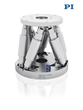 New Hexapod 6-Axis Parallel Positioner Features 1000lbs Load Capacity, Introduced by PI