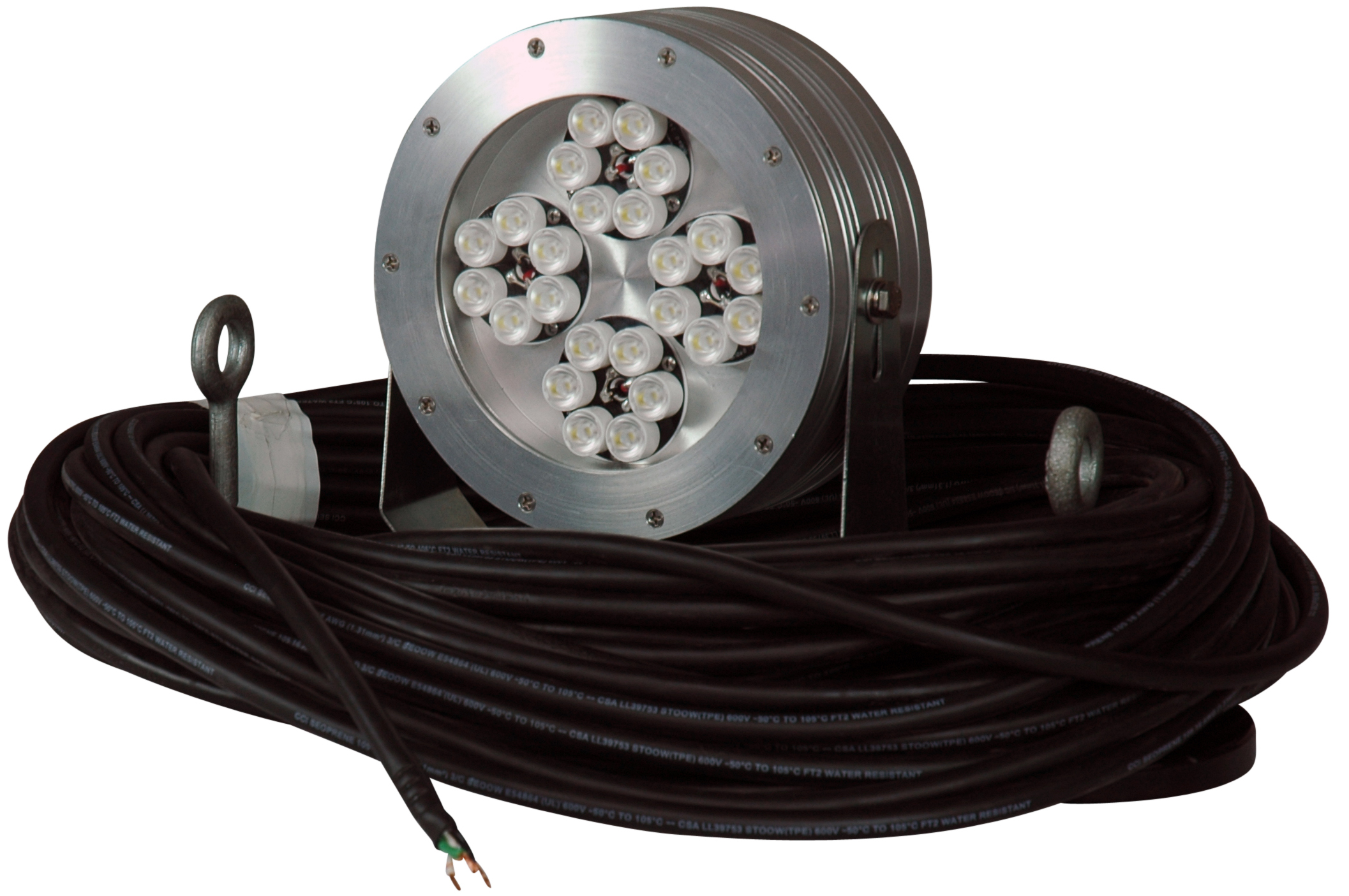 31 Watt Low Voltage Led Light Fixture With Magnetic Mount For Use Wiring Extension Cord To Within Hazardous Locationsmagnetically Mounted 50