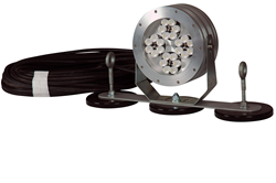 31 Watt Low Voltage LED Light Fixture that Produces 2,334 Lumens of Light