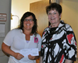 American Sentinel University Presents Donation to Denver Health...
