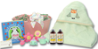 Sleepy Owl Organic Baby Bath