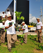 Reforestation Xcaret