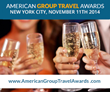 HotelPlanner.com and UK Based Landor Travel Publications Announce the Nominees for the 2014 American Group Travel Awards