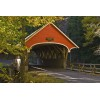 An Image of a Covered Bridge