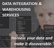 Data Integration and Warehousing Services