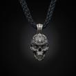Sterling Silver 'Skull' Pendant