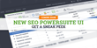 New SEO PowerSuite Software Interface Is Coming July 22, Screenshots...