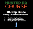 Hunter Ed Course Creates 10-Step Guide to Hunter Ed Card