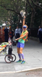 Goldman Completes Trans-America Run for Brain Injury Awareness