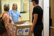 Spin Master volunteers deliver toys to a hospital in Israel