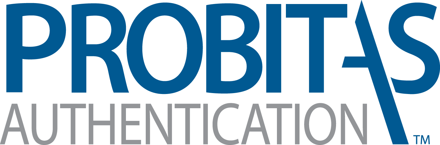 Image result for probitas authentication logo