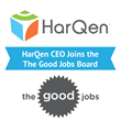 HarQen CEO, Ane Ohm, Joins the Board of The Good Jobs