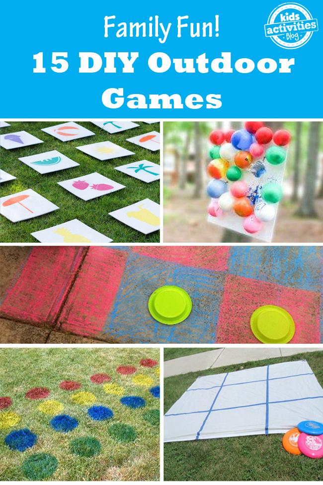 outdoor games outdoor games