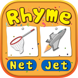 Bud's Rhyming Words - app icon