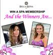 Bella Reina Spa Sweepstakes Winners