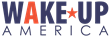 Wake Up America Logo