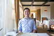 Jason Wang, Caviar CEO