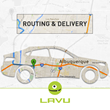 Lavu Includes Delivery and Routing Extension for Restaurant iPad POS