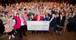 $25 Million Check Presentation by the Fraternal Order of Eagles completes the F.O.E. Diabetis Research Center at the University of Iowa on Sunday July 13, 2014 at the Rosen Centre in Orlando, FL.