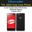 New THL Phone Packs Mean Battery Life and Punch for China Phone