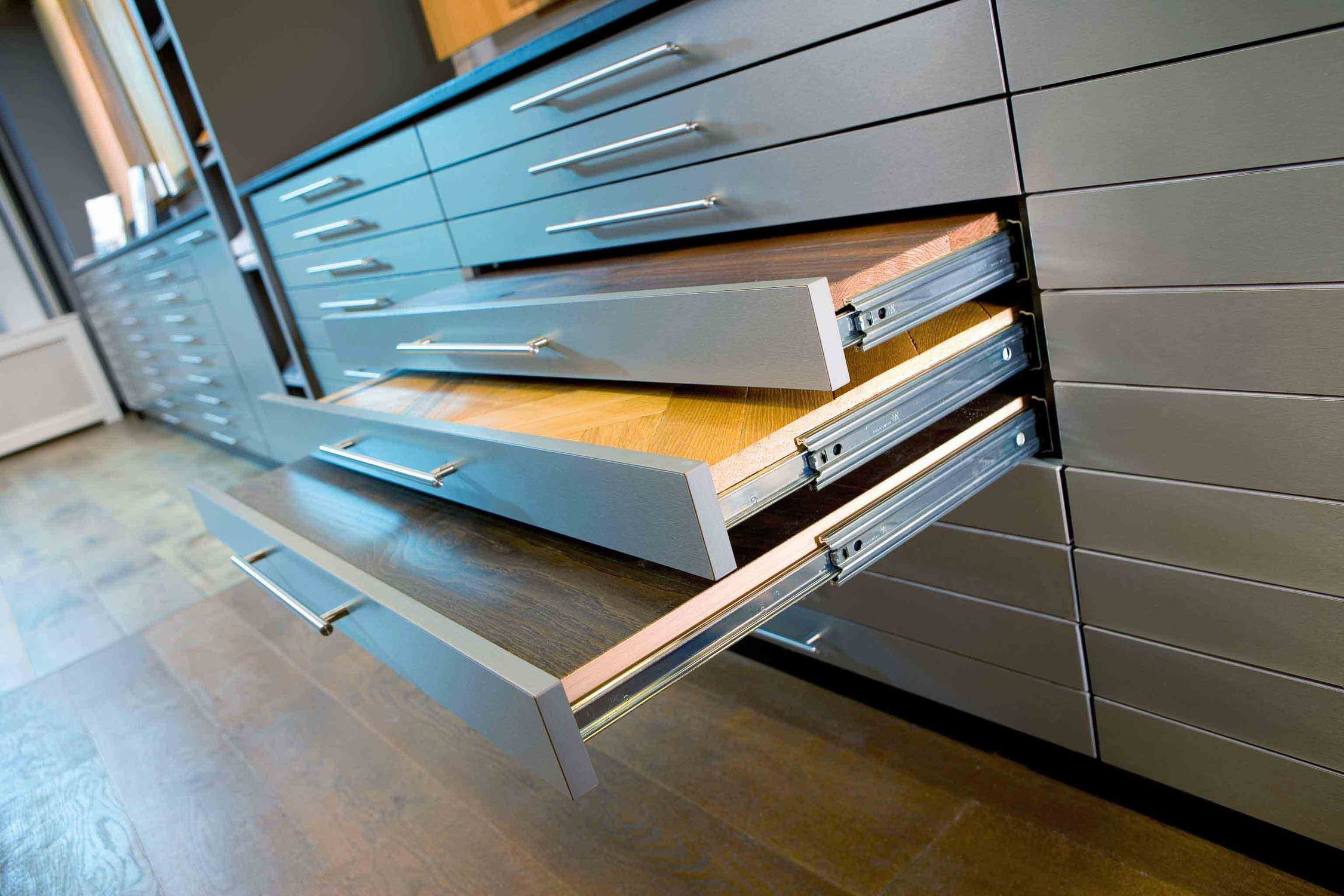 Ryadon Inc Immediately Expands Their 500 Lb Drawer Slides