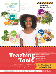 Learning ZoneXpress Nutrition Resources Catalog