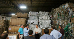 Miller Recycling Corporation Warehouse Tour