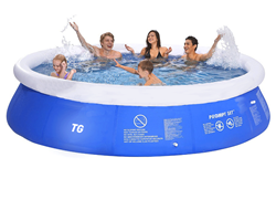 12ft Instant Swimming Pool from Paramountzone