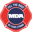 "Fire Fighters and MDA Celebrate ""60 Years Strong"""