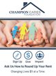 Champion Real Estate Services Looks to Donate More Than $70,000 a Year...
