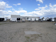 TrailersPlus Helena's store with enclosed trailers