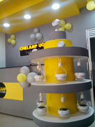 Onelamp Uganda sells safe, affordable solar lights to combat rising illiteracy rates