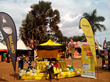 Jinja National Trade Show hosts Onelamp Uganda to showcase world's only solar light bulb