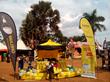 Jinja National Trade Show hosts Onelamp Uganda to showcase world's only solar light bulb