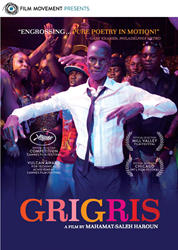 GRIGRIS on DVD August 19
