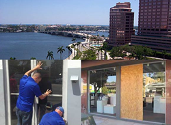 Business Glass Repair / Replacement in West Palm Beach