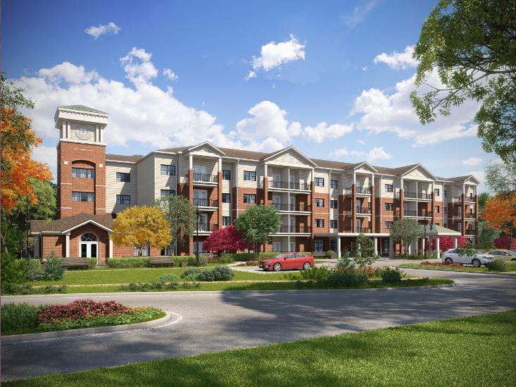 Southwick Apartments In Brunswick Ohio