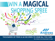 Andrews Federal Credit Union Members Can Win Fantasy Shopping Spree