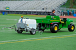 The Green Turf Cleaning Machine