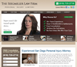 San Diego Personal Injury Attorney Launches Website
