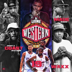 DJ Goonie & Self Made Radio - The Western Conference 19