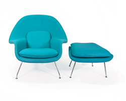 rove concepts announces rising womb chair and egg chair popularity. Black Bedroom Furniture Sets. Home Design Ideas