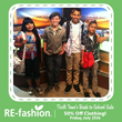 50% Off All Clothing Friday July 25th at Thrift Town's Back to School Sale