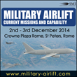 Hear from World Food Programme and Italian Air Force at Military...