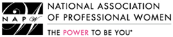 National Association of Professional Women Inducts Maria Canoro, Vice...