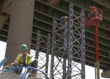 I-495 Bridge in Delaware Gets Support from Temporary Towers